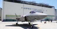 Первый истребитель-невидимка F-35A, собранный в Японии, был представлен на заводе Mitsubishi Heavy Industries в 2017 году