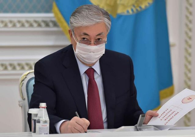 Президент Касым-Жомарт Токаев обсудил вопросы перехода на латиницу