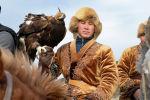 Беркутчи и охотники с собаками в Казахстане собрались отпраздновать начало сезона