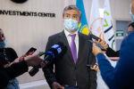 Заместитель председателя правления НАО Международный центр зеленых технологий и инвестиционных проектов Даулет Абилкаиров