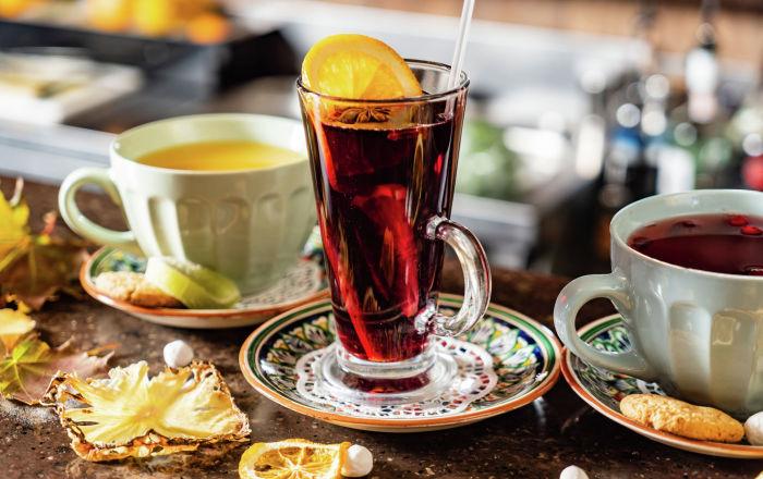 Что и где пить в Алматы в ноябре? 5 идей