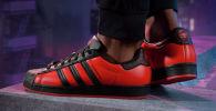 Adidas выпустил кроссовки, вдохновленные Человеком-пауком, к выходу игры Spider-Man: Miles Morales