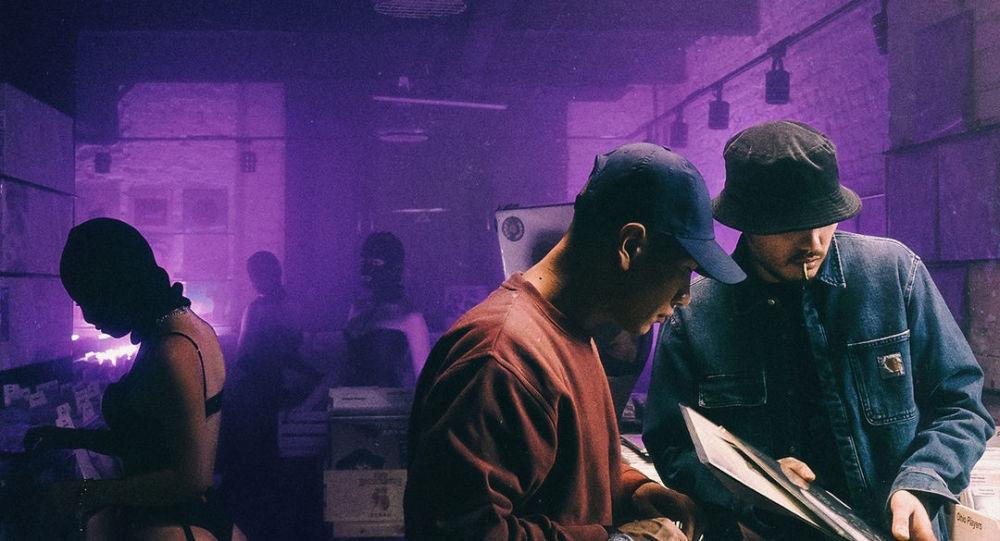 Скриптонит и Niman выпустили новый мини-альбом