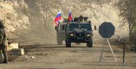 Российские миротворцы разминировали Лачинский коридор - видео