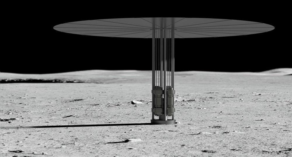 На Луне и Марсе построят атомные электростанции