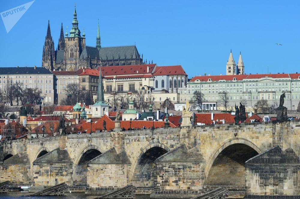 Прагадағы Карл көпірі, Чехия