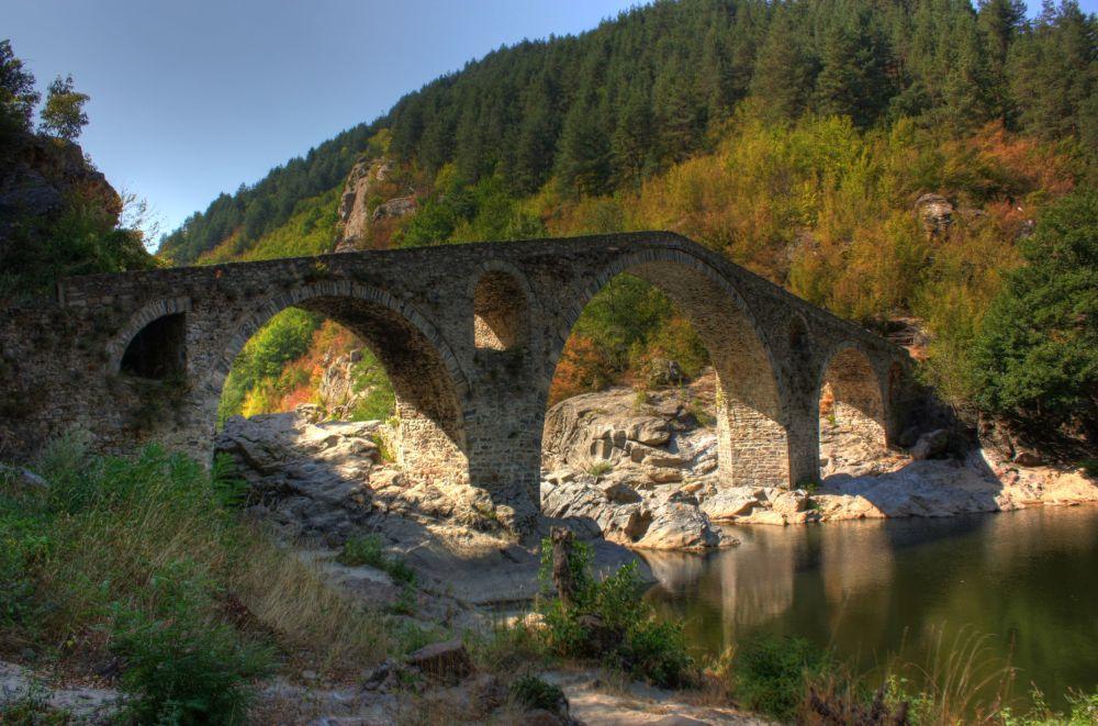 Оңтүстік Болгариядағы Ібіліс көпірі