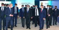 Касым-Жомарт Токаев провел встречу с российской делегацией