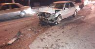 Четверо детей пострадали при столкновении автомобилей в Алматы