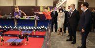 Тоқаев Қарағанды қаласындағы спорт нысандарын аралады