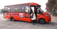 Туристические экскурсии на автобусе-кабриолете запустили в Алматы