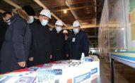 Правительственная делегация во главе с заместителем премьер-министра Ералы Тугжановым побывала в Кордайском районе