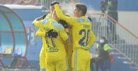 Фрагмент матча Астана - Кайсар