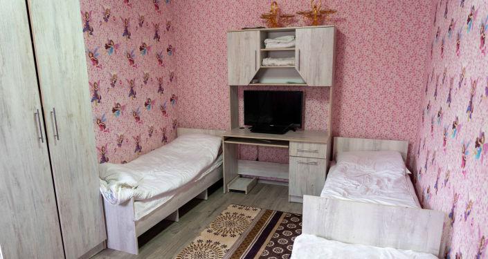 Комната гостевого дома в поселке Басши Алматинской области