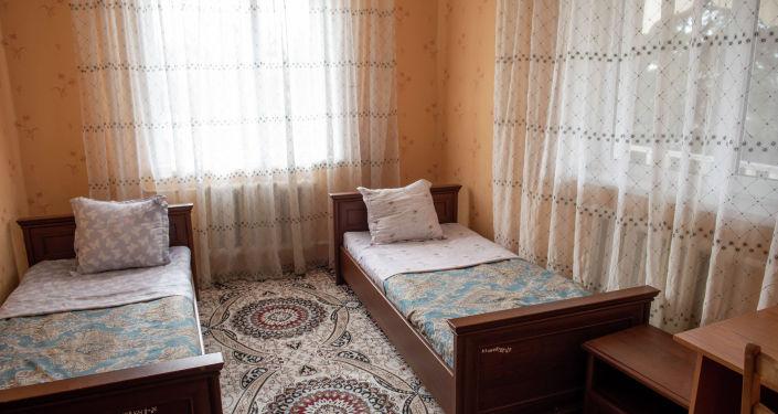 Комната гостевого дома в поселке Сатты Алматинской области