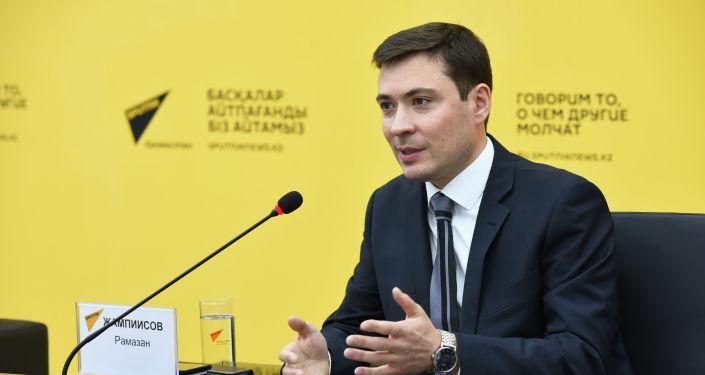 Исполнительный директор ассоциации региональных экологических инициатив ECOJER Рамазан Жампиисов