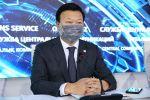 Министр здравоохранения Алексей Цой