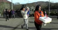 Путь к миру: как Россия помогает жителям Нагорного Карабаха - видео