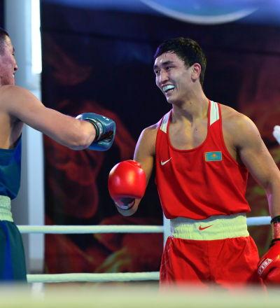 Боксшылар, чемпионат