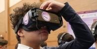 Лунная станция VR жобасының таныстырылымы