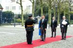 Посол Казахстана Аскар Жумагалиев вручил верительные грамоты Королю Нидерландов
