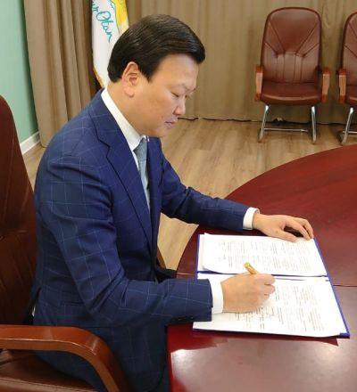 Қазақстанның денсаулық сақтау министрі Алексей Цой