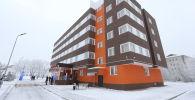 Новое общежитие для студентов высшего политехнического колледжа Талдыкоргана