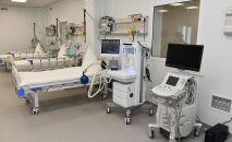 Новый модульный инфекционный стационар в Алматы рассчитан на 300 коек