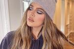 Мерцающий мейк Хлои Кардашьян: 12 теней для новогоднего макияжа глаз