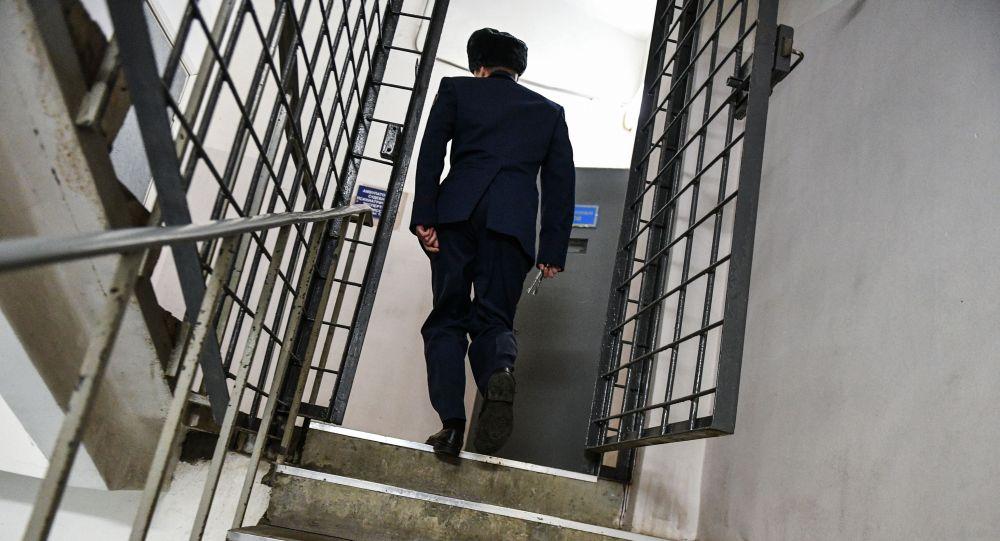 Тюрьма, иллюстративное фото