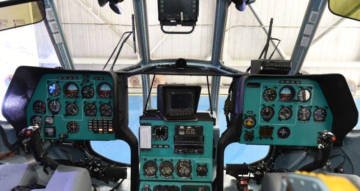 Вертолет Ми-8АМТ впервые собрали в Казахстане