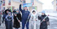 Новоселье отметили 120 семей в Талдыкоргане