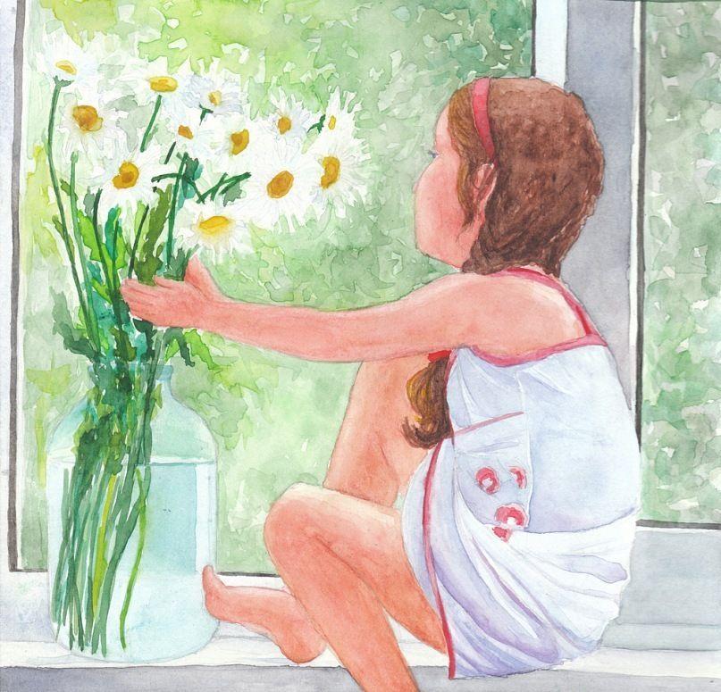 Картина Елены Шаламовой