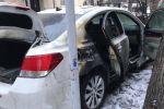 Полиция Алматы раскрыла заказной поджог автомобиля