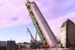 Перевооружение РВСН новейшими ракетами Авангард - видео