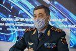 Глава министерства обороны Казахстана Нурлан Ермекбаев