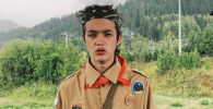 Instagram недели: молодой красавец Азат Жумадил