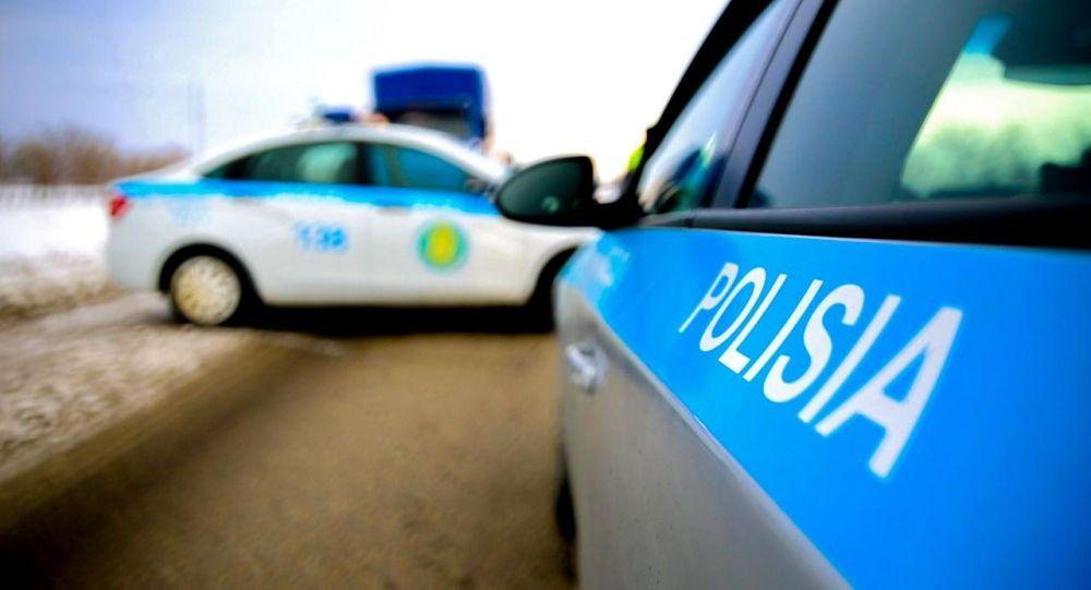 Казахстанская полиция