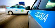 Қазақстандық полиция