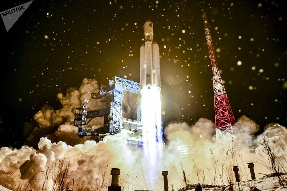 Плесецк ғарыш айлағында Ангара-А5 ауыр зымыран тасығышы сынақтан өтті.