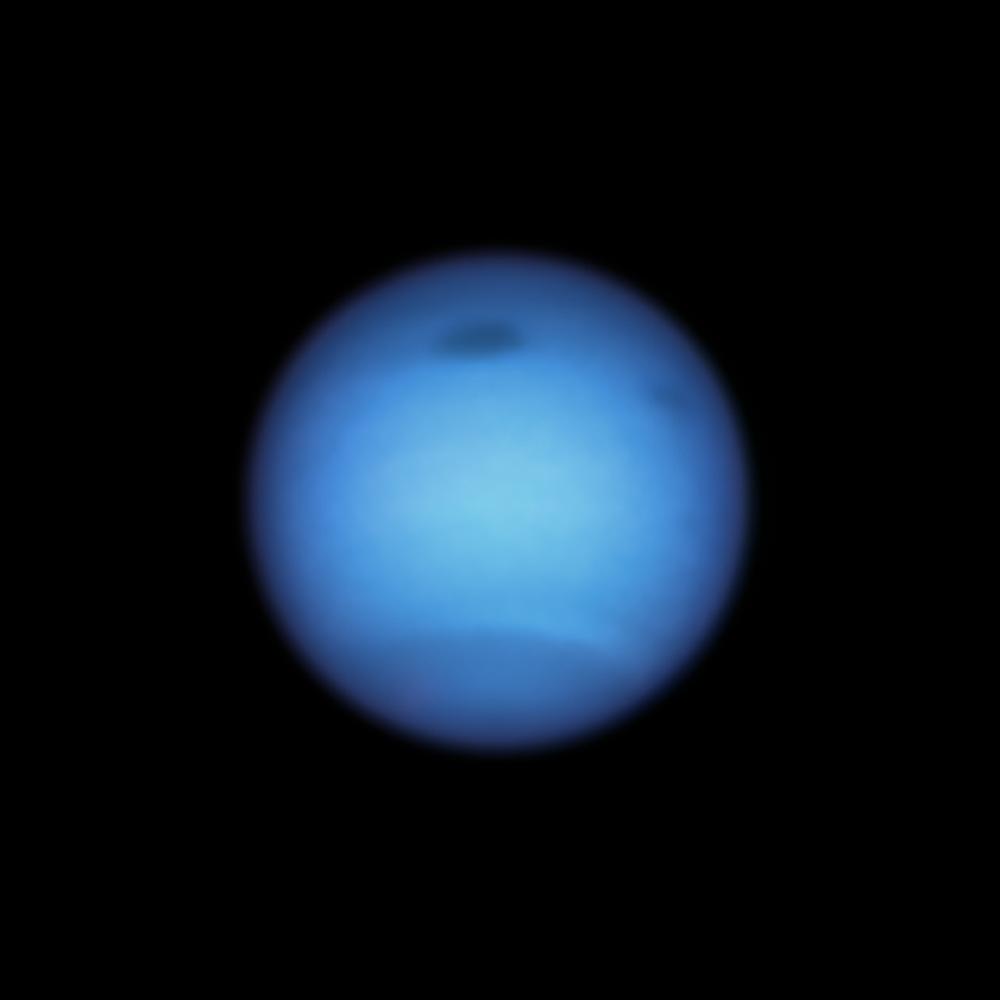 Нептундағы алып қараңғы құйын