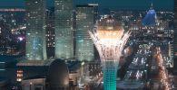 Потрясающие панорамы столицы Казахстана