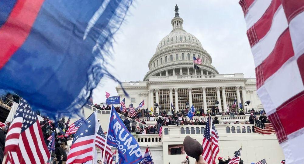 Дональда Трампты жақтаушылардың акциясы, Вашингтон