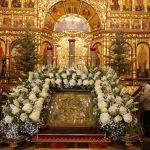 Рождество в Свято-Вознесенском кафедральном соборе 2021