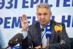 Ақ жол партиясының лидері Азат Перуашев