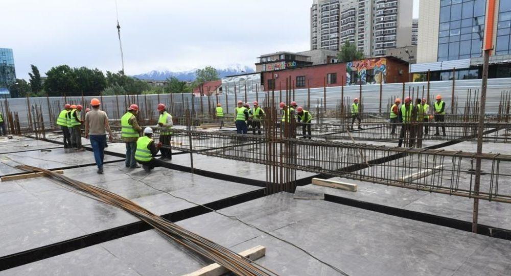 Строительство в Алматы