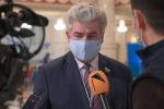 Глава миссии наблюдателей от СНГ Виктор Бондарев