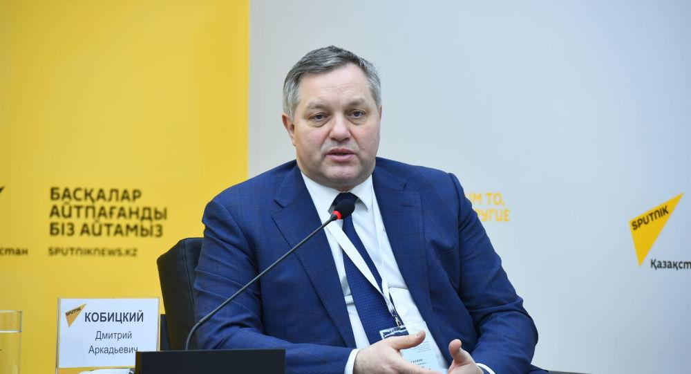 Генеральный секретарь Совета МПА СНГ  Дмитрий Кобицкий