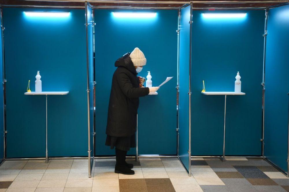 Алматыдағы дауыс берушілер белсенділігі төмен, ал Жамбыл облысындағы дауыс беру көрсеткіші жоғары деңгейде болды.