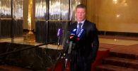 Дмитрий Козак высказался об итогах переговоров в нормандском формате
